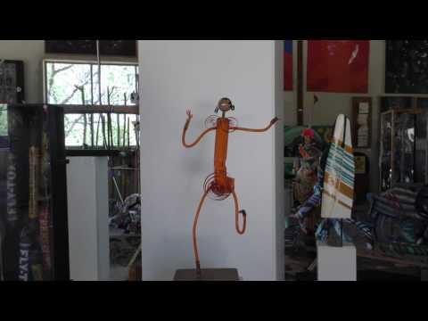 Exposition de Fly-Tox à Arcambal