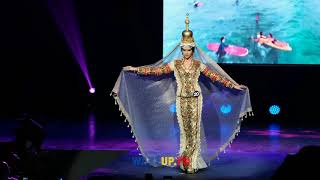 Bb. Pilipinas 2018 National Costume  Competition Top 10 Winners Individual Performances