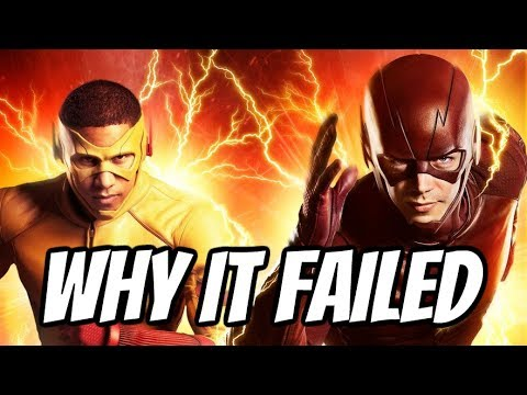 The Flash: Why Season 3 Failed