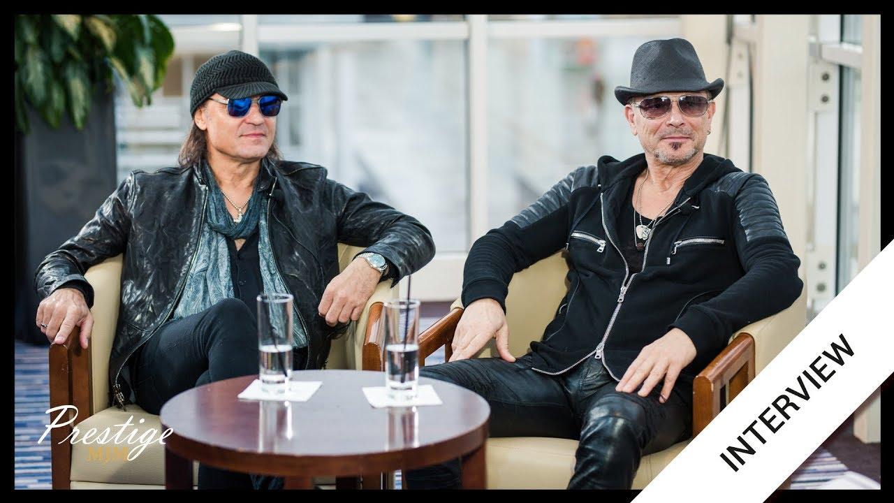 Scorpions specjalnie dla PrestigeMJM.tv