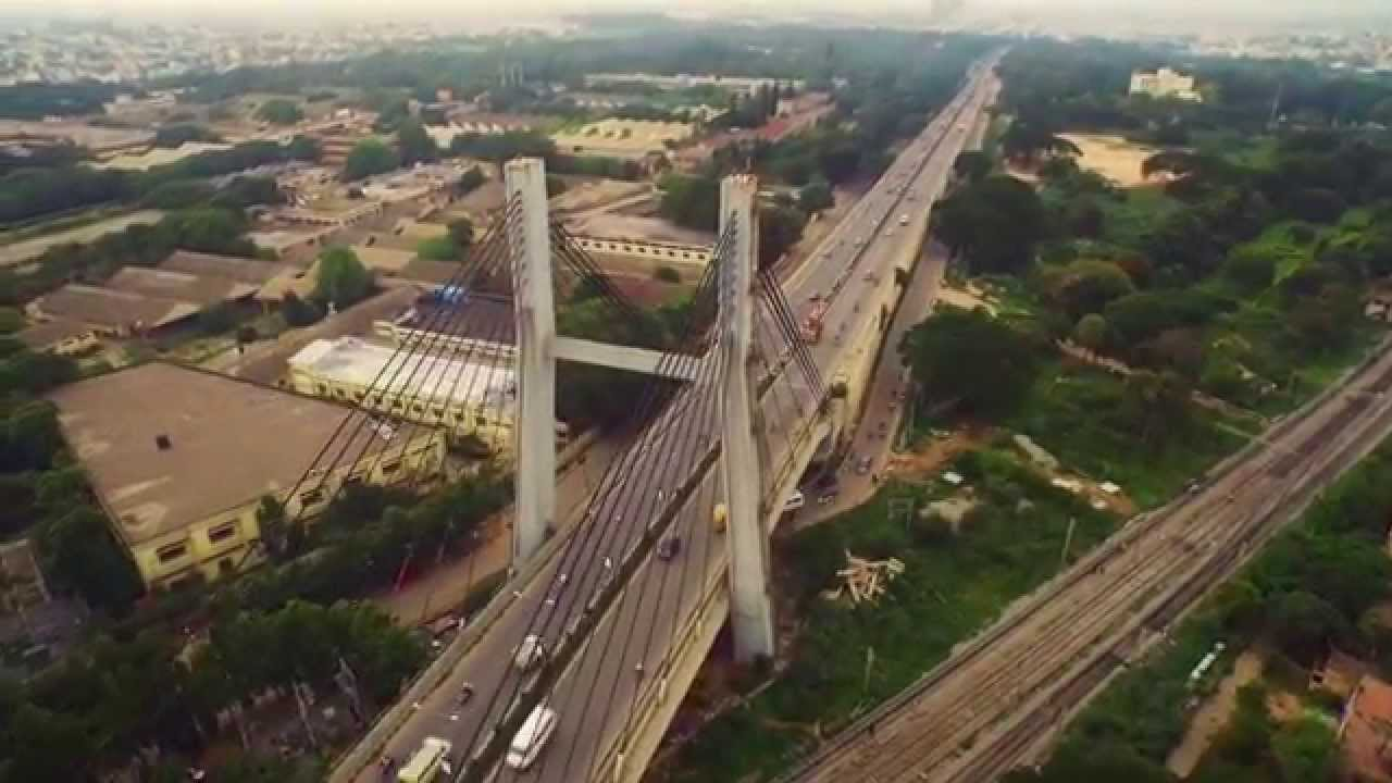 KR Puram Bridge