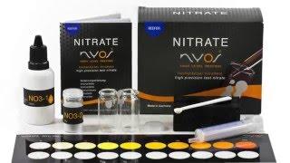 NYOS® REEFER Nitrate Testkit