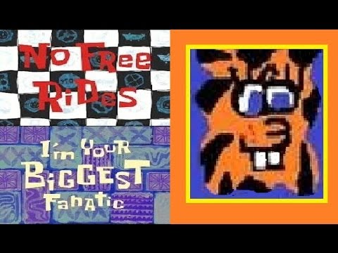 Spongebob Squarepants Season 2 Review No Free Rides I M Your Biggest Fanatic Youtube