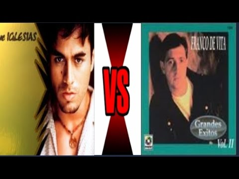 ENRIQUE IGLESIAS  VS FRANCO DE VITA ,,,dj tuka mix