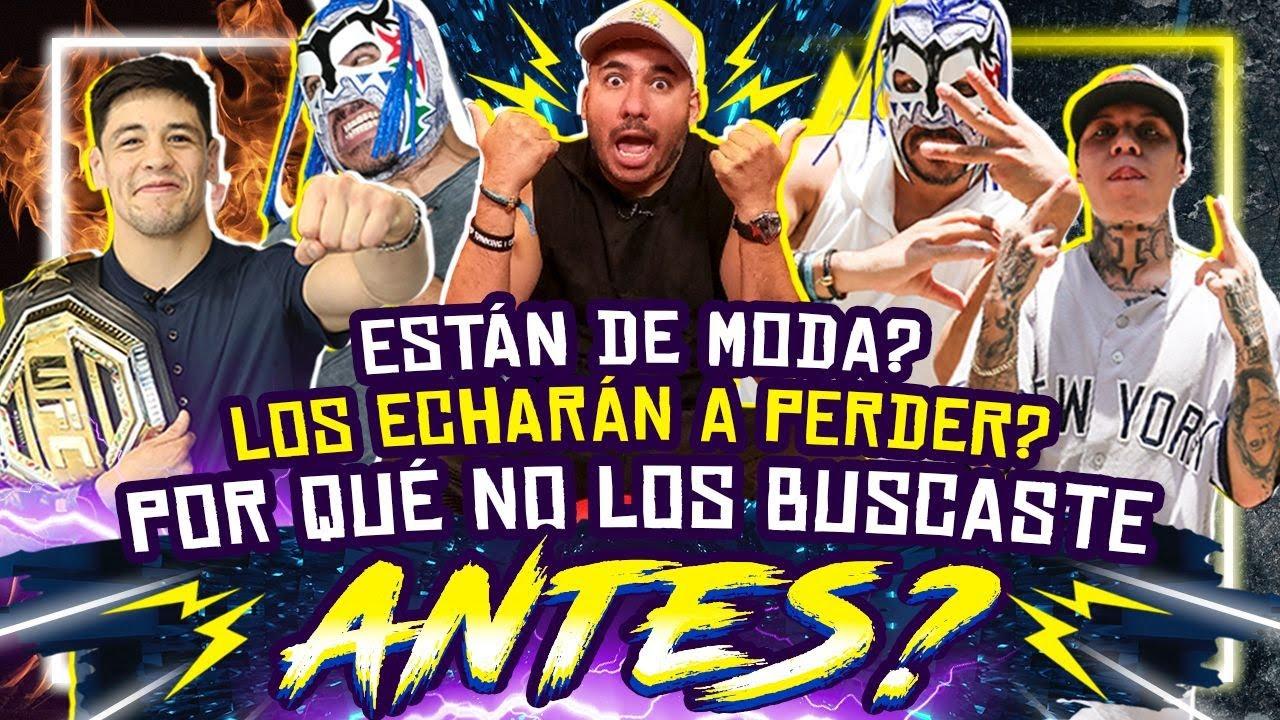 Angel Quezada y Brandon Moreno de fans a súper estrellas. Así nos conocimos #Anecdotario