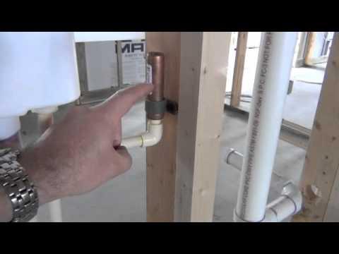 Water Hammer Arrestor - YouTube