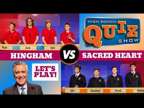 High School Quiz Show - Hingham vs. Sacred Heart (803)