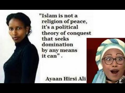 Ayaan Hirsi Ali Debunks Feminist Islam