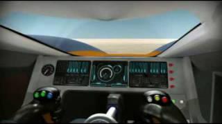 Bloodhound SSC Vs Jet Fighter