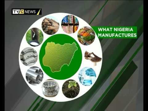 South Africa/Nigeria trade imbalance
