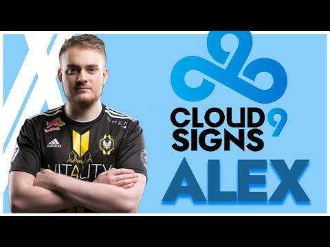 CSGO - ALEX to Cloud9 - $1,650,000 BUYOUT (Best of ALEX)