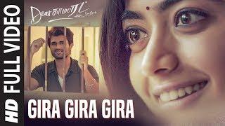 Gira Gira Full Song Dear Comrade Tamil Vijay Deverakonda Rashmika Bharat Kamma