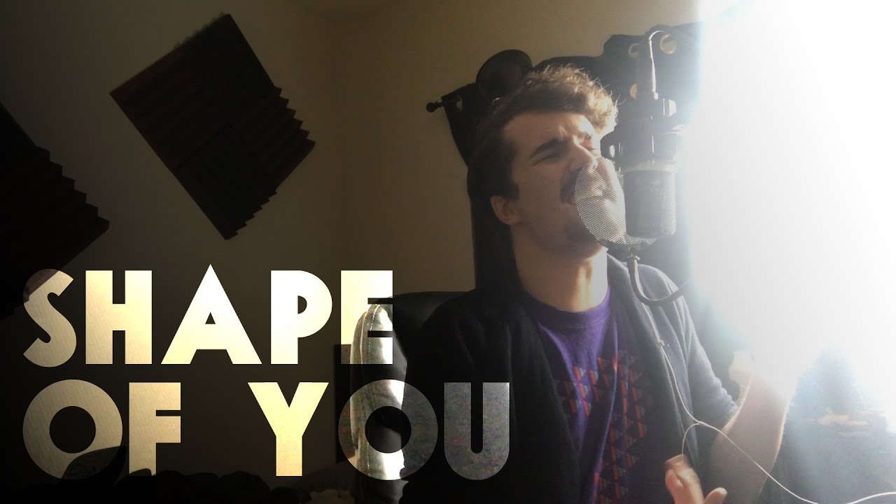 Live Loop Ed Sheeran Shape Of You David Fowler A Cappella Official