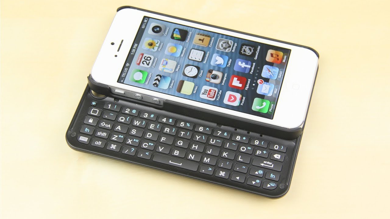 iphone 5 keyboard boxwave keyboard buddy iphone 5 review 11004