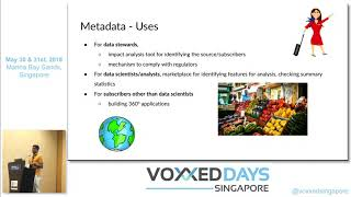 Architecting well-rounded and evolvable data platforms - Voxxed Days Singapore 2019