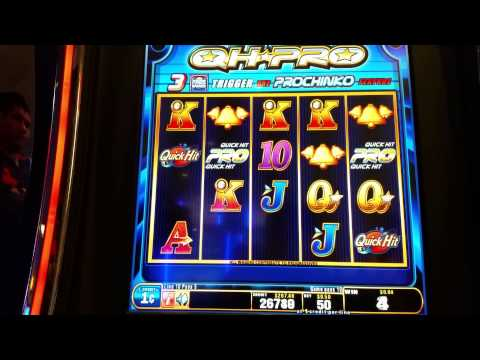 Quick Picks Slot Machine