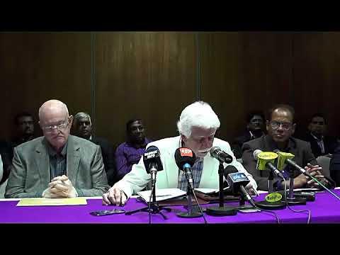 Maurice Info - [Vidéo Intégrale] Conférence de presse du MMM du 21 Octobre 2017