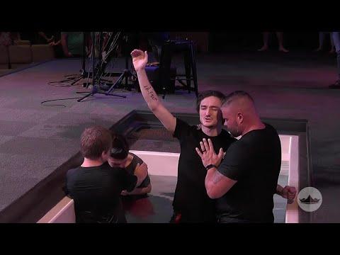 Baptized In Glory
