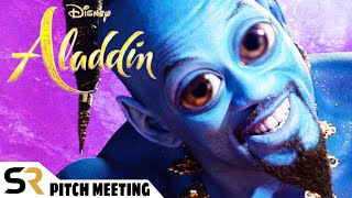 Aladdin 2019 Pitch Meeting