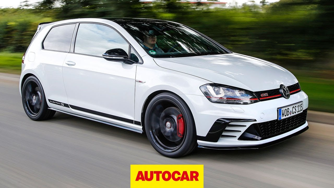 Golf Clubsport S >> Volkswagen Golf Gti Clubsport S On Board Nurburgring Record Lap Autocar