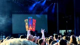 Ghost live Ullevi Gothenburg Sweden 2015-06-12