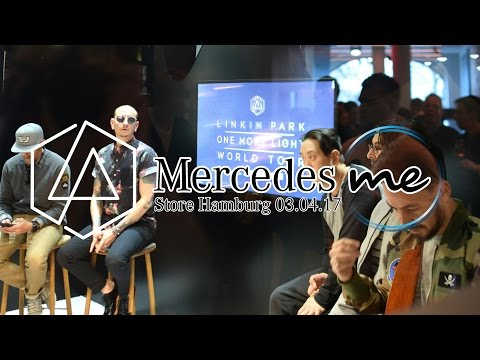Linkin Park | Live at Mercedes Me Store Hamburg | 03.04.2017 | One More Light World Tour