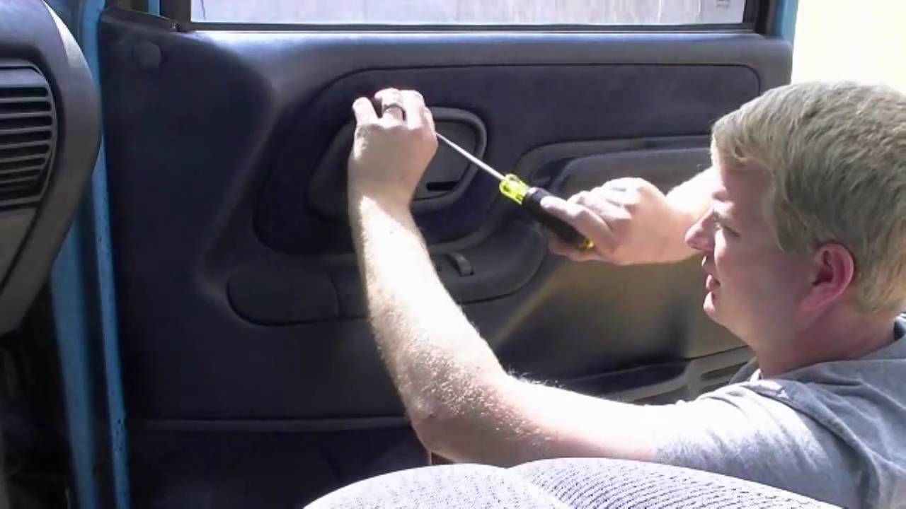 Chevy Z71 Door Handle Repair The Correct Way Youtube