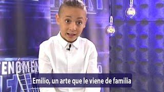 Fenómeno Fan (T2) | Emilio canta por Alejandro Sanz