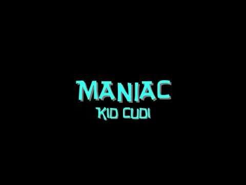 MANIAC-Kid Cudi Lyrics