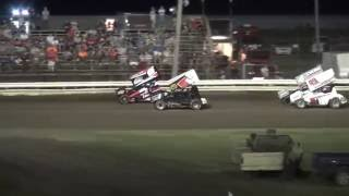 Lee County Speedway Sprint Invaders Feature