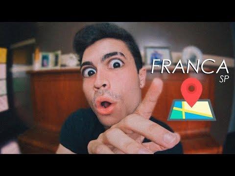 VOCÊ CONHECE FRANCA - SP?