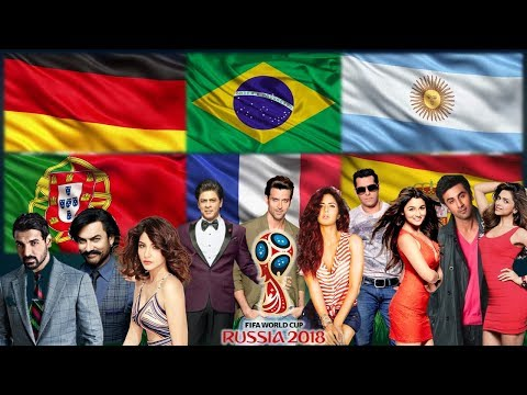 40+ Bollywood Stars and Their Favorite Supporting World Cup Football Teams   Fifa World Cup 2018