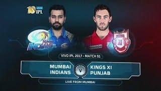 Ipl Highlights 2017 Match 51 | Mumbai Indians Vs Kings XI Punjab | #Ipl2017 #MIvsKXIP