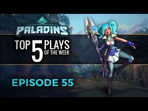 Paladins - Top 5 Plays #55