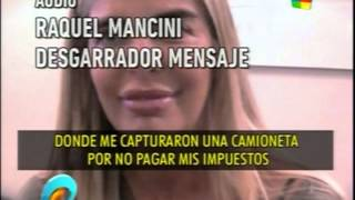 Pronto.com.ar - Raquel Mancini habla de todo (parte 2)