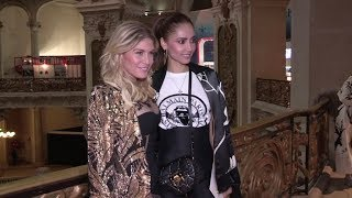 Hofit Golan, Camila Coelho and more attend the Ralph and Russo Couture Spring Summer 2018 Fashion Sh