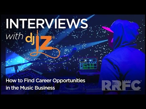 How To Find Career Opportunities in the Music Business