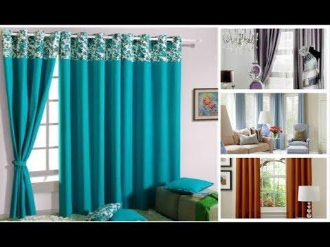 Curtains - Window & Door Curtains /  Room Decor Ideas / Home Interiors