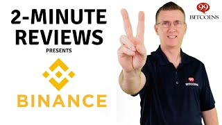 Binance Review in 2 minutes (2020 Updated)