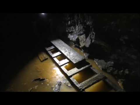 The May Mac Mine, This Is Now An Active Gold Mine Run By Golden Dawn Minerals