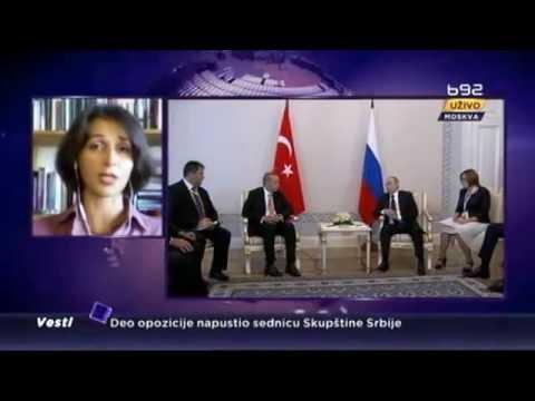 Sastali se Putin i Erdogan