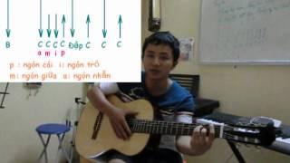 #15 Điệu Rumba falamenco - Bài giảng guitar Văn Anh