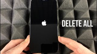 How to Erase AĮl Data from your iPhone in 2021 | Delete Absolutely Everything