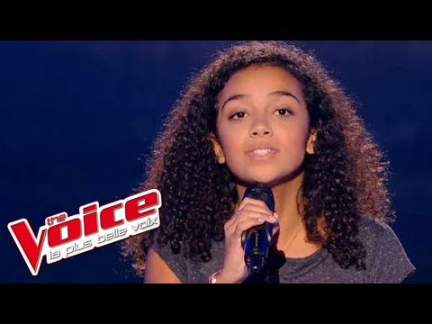 James Brown – It's a Man's Man's Man's World  Lucie Vagenheim  The Voice 2017  Blind Audition