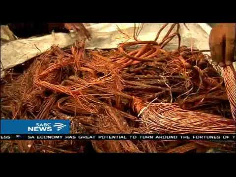 Cable theft costs City of Johannesburg millions of rands