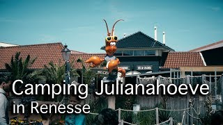 Camping Julianahoeve in Renesse