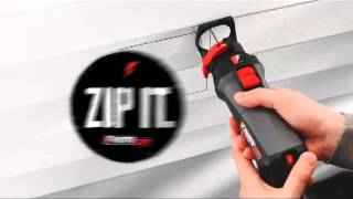 Cutting Siding - ZIP IT with the RotoZip RotoSaw+