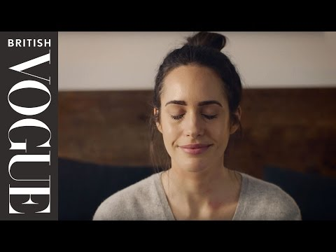 Louise Roe in The Ritual | British Vogue
