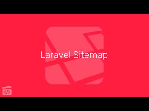 Laravel Sitemap, Part 2: Configure