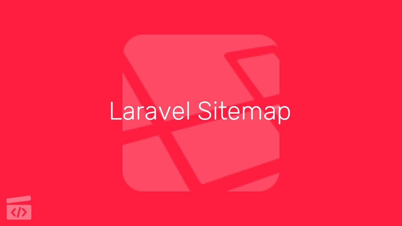 laravel sitemap part 2 configure youtube